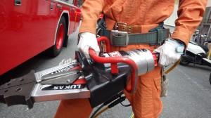 大型油圧スプレッダー