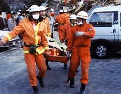 阪神大震災救援2